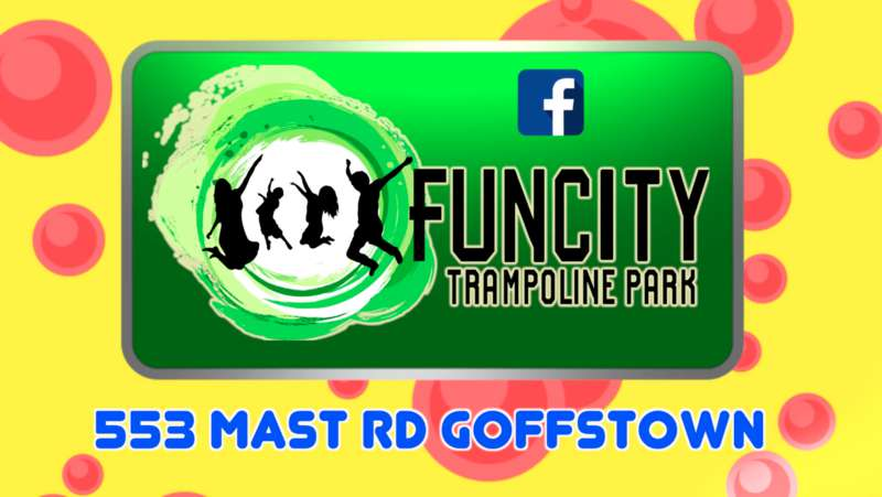 Fun City Trampoline Park Goffstown